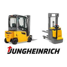 Jungheinrich chariot elevateur
