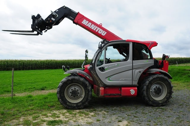 engin marque manitou