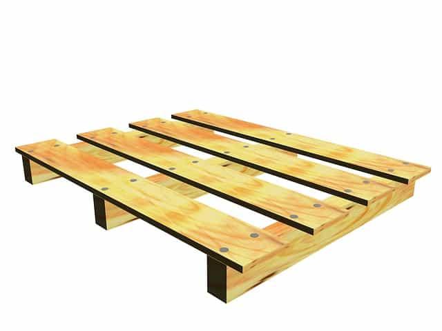 exemple de palette en bois
