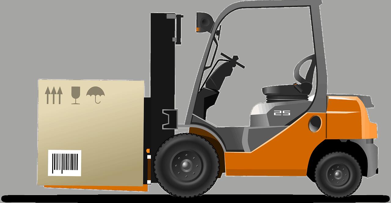 Description technique d'un chariot élévateur